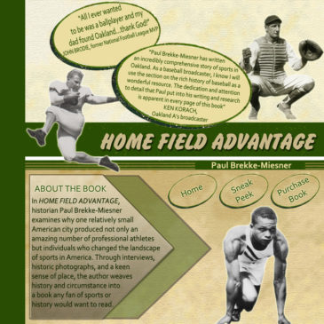 Home Field Advantage by Paul-Brekke Miesner