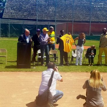 Celebrating 10 Years of Rickey Henderson Field